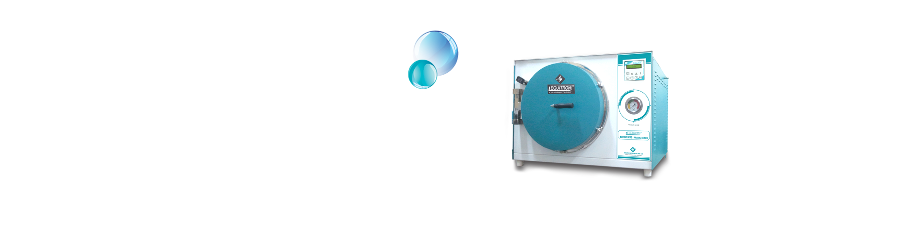 Autoclave PRABAL Series